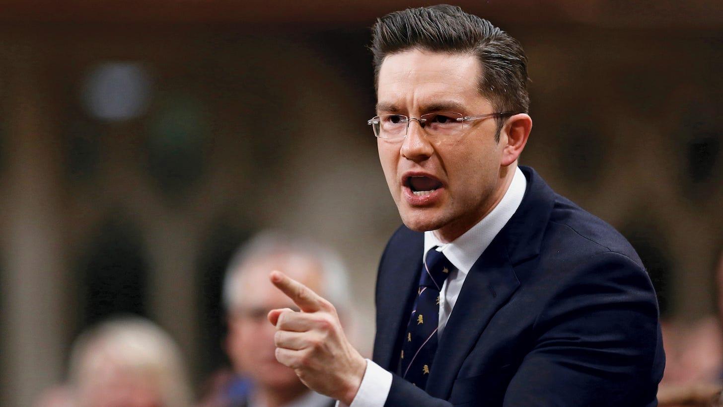 Pierre Poilievre on partisanship - Macleans.ca