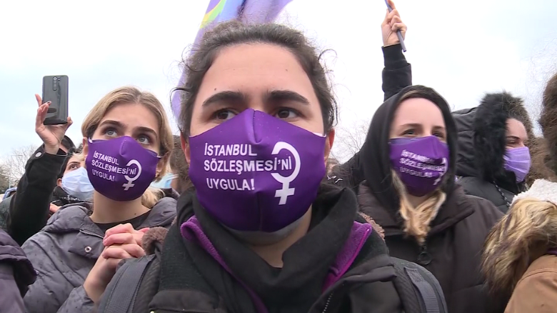 Turkey withdraws from Istanbul convention to combat violence against women  - CNN