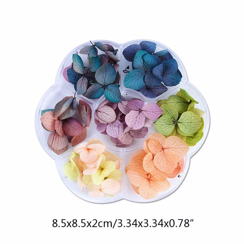Dry Flower DIY Epoxy Resin Handmade Crafts Filling Materials Dried Flowers Time Stone Jewelry Making Filler Desktop Decorations