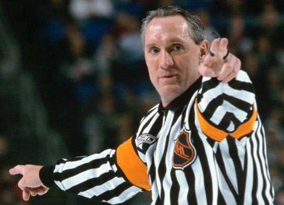 Former Referee Paul Stewart Joins NHL Concussion Lawsuit - Scouting The Refs