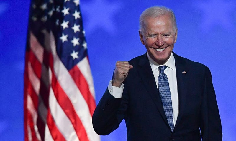 Biden wins: What's next for China-US relations? - Global Times