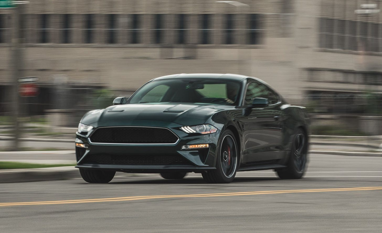 2019 Ford Mustang Review, Pricing, and Specs