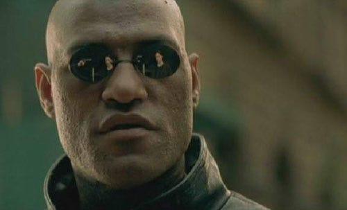 Matrix Morpheus Meme Generator - Imgflip