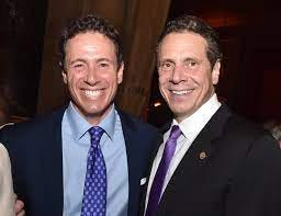 Governor Andrew Cuomo - Happy 50th birthday Chris Cuomo It may have been a  #NewYorkTough year but you came out stronger. Love you little brother.    Facebook