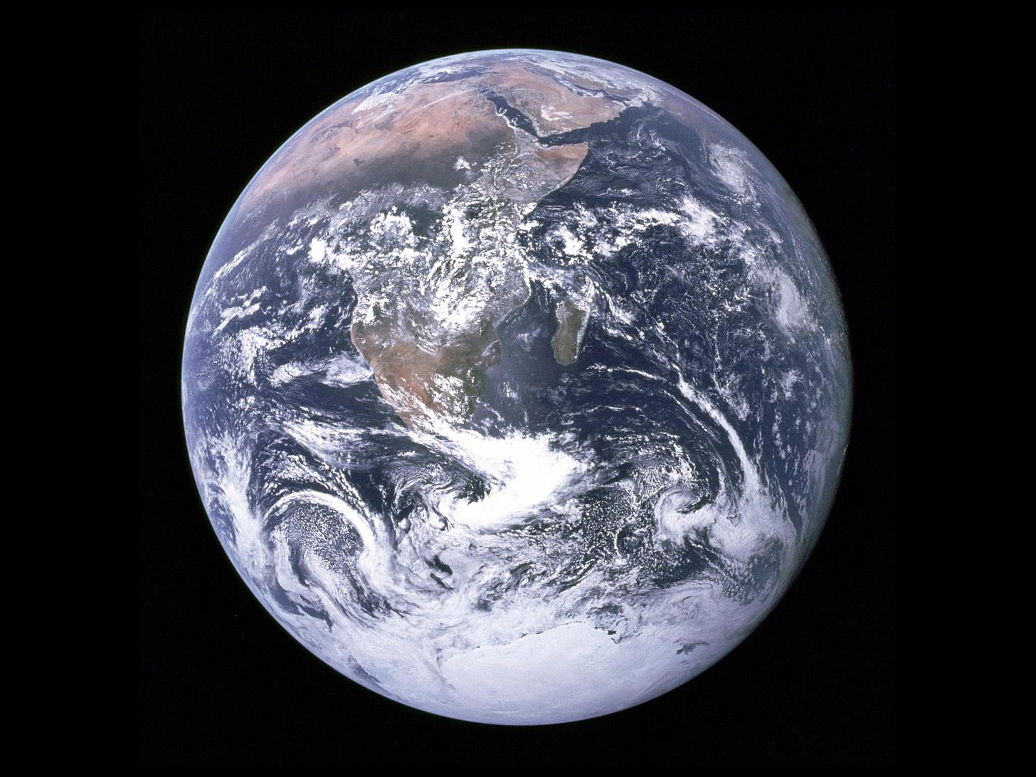 Whole Earth | NASA
