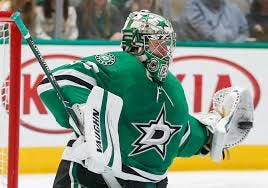 Anton Khudobin re-signs with Stars on three-year, $10 million deal