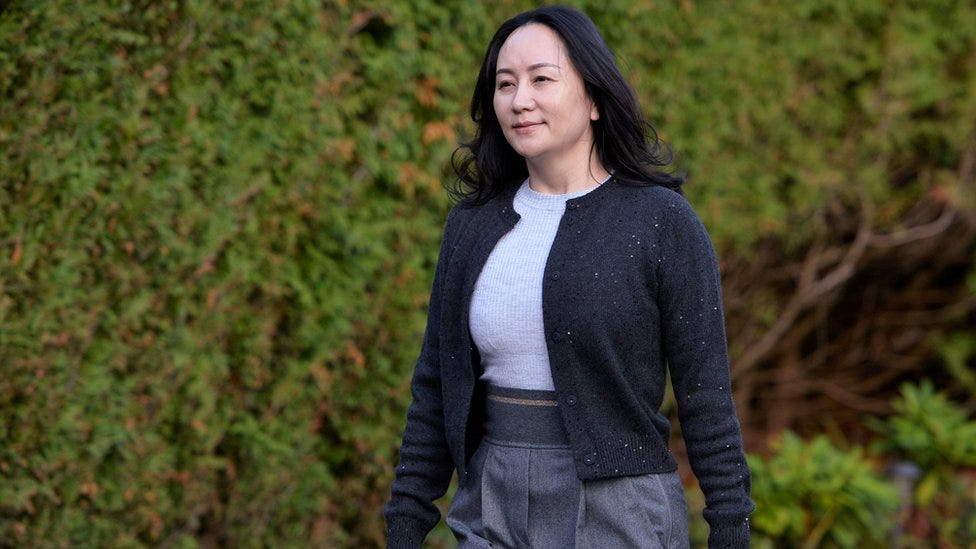 Meng Wanzhou: Questions over Huawei executive's arrest as legal battle  continues - BBC News