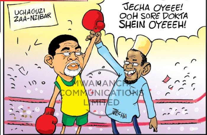 "Danni Mzena on Twitter: ""KATUNI POLITIKS 3 @seifkabelele @bmachumu ..."