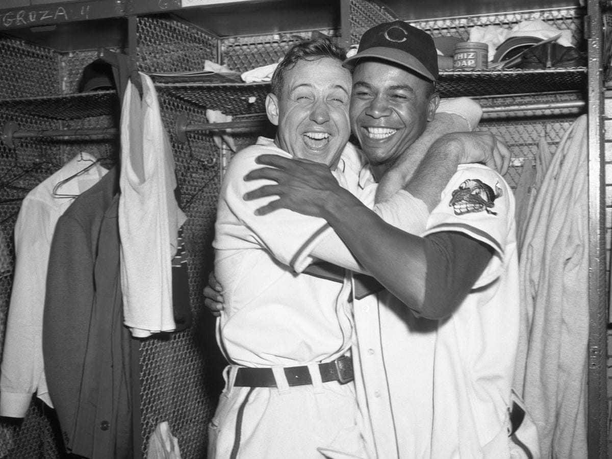 Larry Doby: the Jackie Robinson of the Indians' last World Series champions    World Series   The Guardian