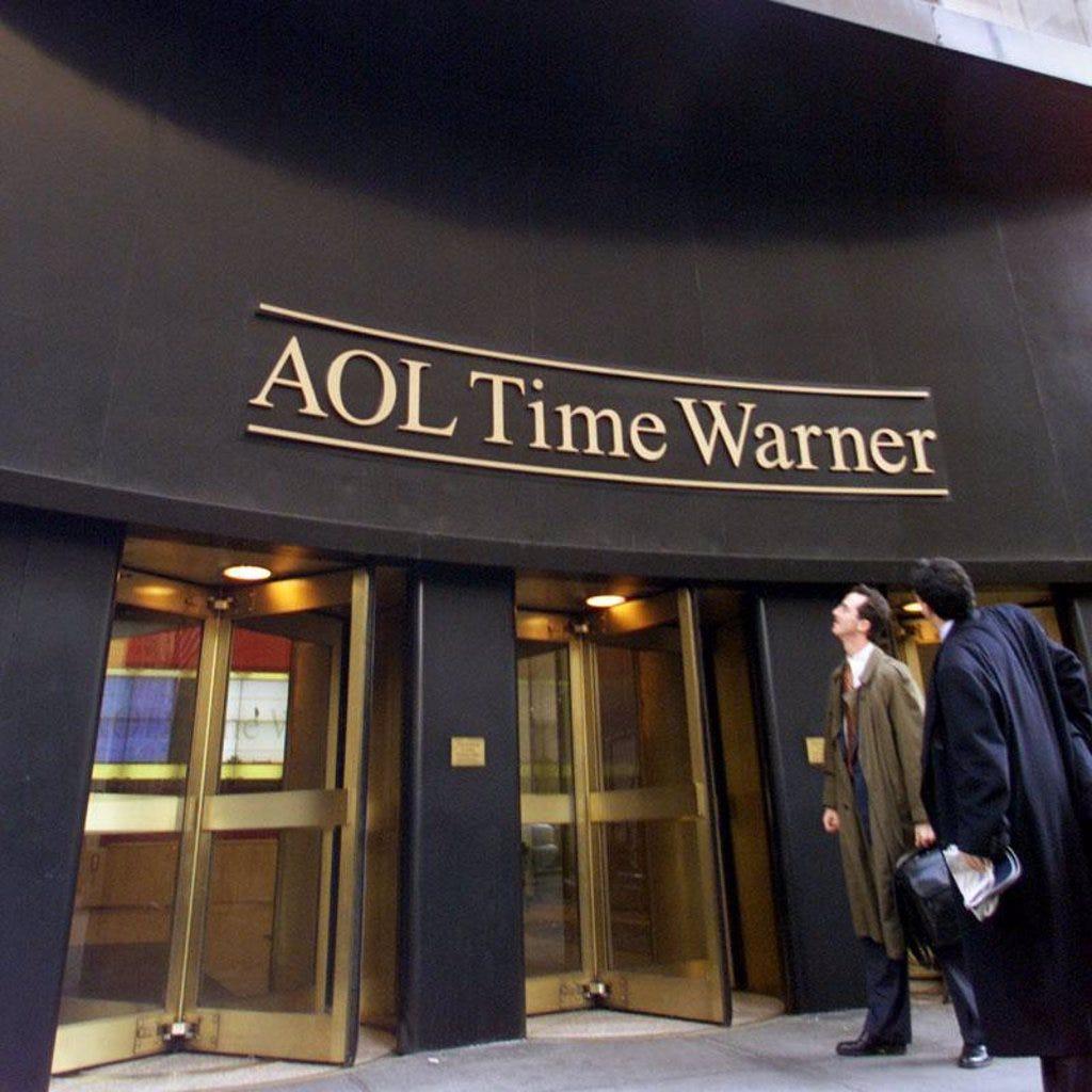 Time Warner se separa de AOL