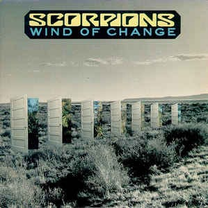 Scorpions - Wind Of Change (1990, Injection Labels, Vinyl) | Discogs