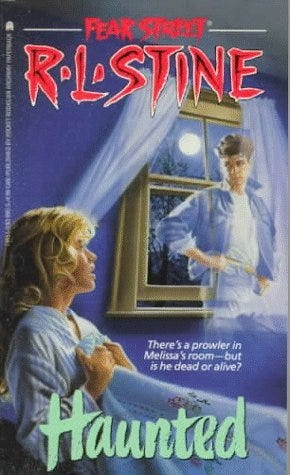 Haunted (Fear Street, #7) by R.L. Stine — Reviews ...