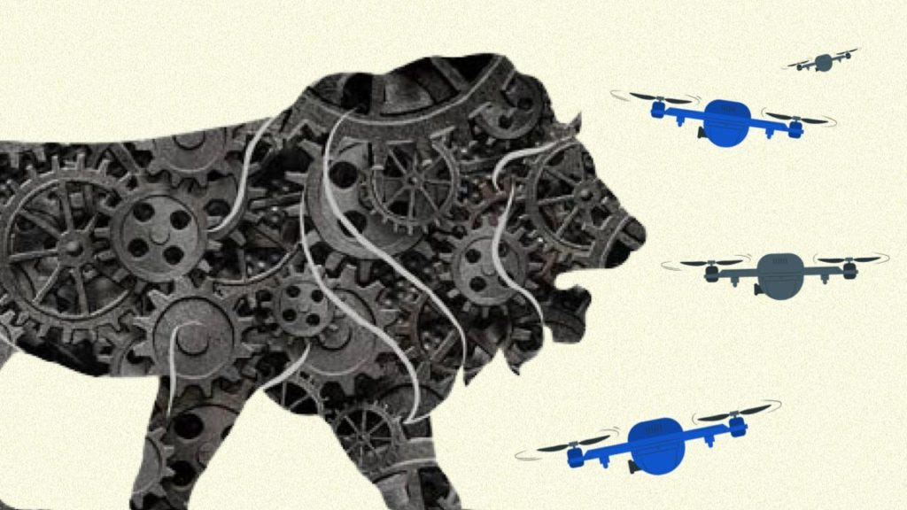 How India Is Going 'Make In India' Against Drone Threat