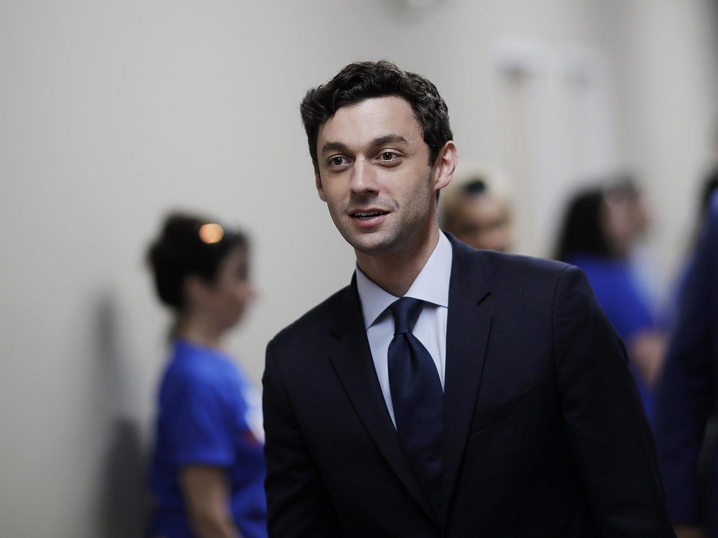 Jon Ossoff Wins Georgia's Democratic Senate Primary | NPR Illinois