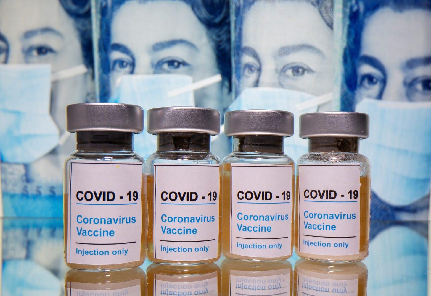 Pfizer announces COVID-19 vaccine over 90% effective | World Economic Forum