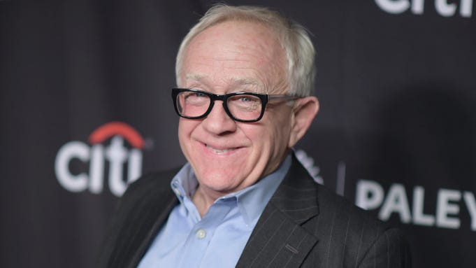 Leslie Jordan attends the 2018 PaleyFest