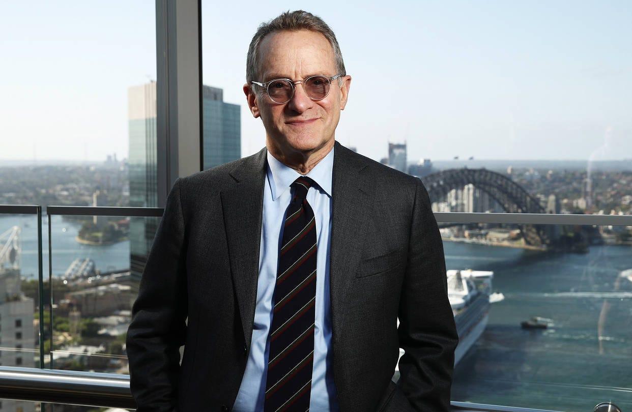 Why Aren't Investors Worried? Ask Howard Marks - WSJ