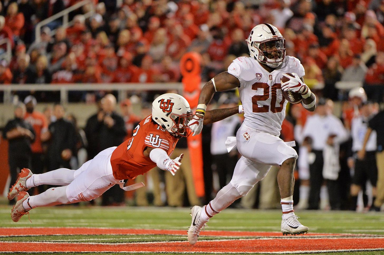 Bryce Love - Football - Stanford University Athletics