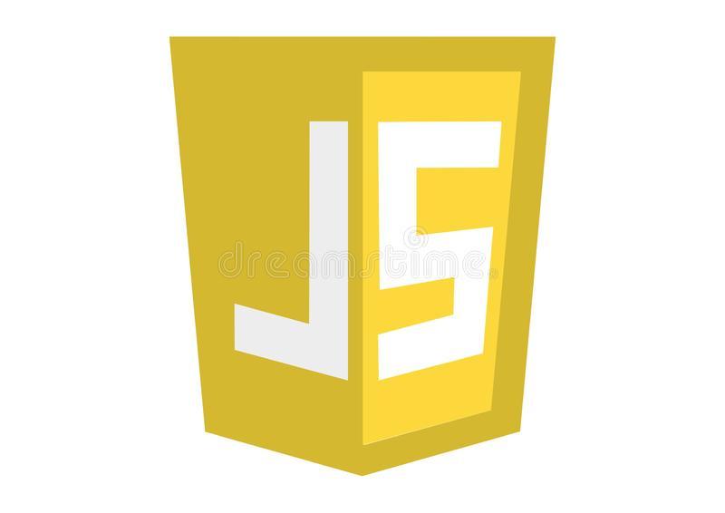 Javascript Logo Stock Illustrations – 208 Javascript Logo Stock ...