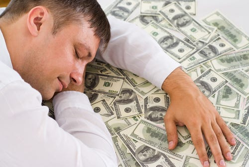 Want To Improve Your Finances? You Have To Sleep More