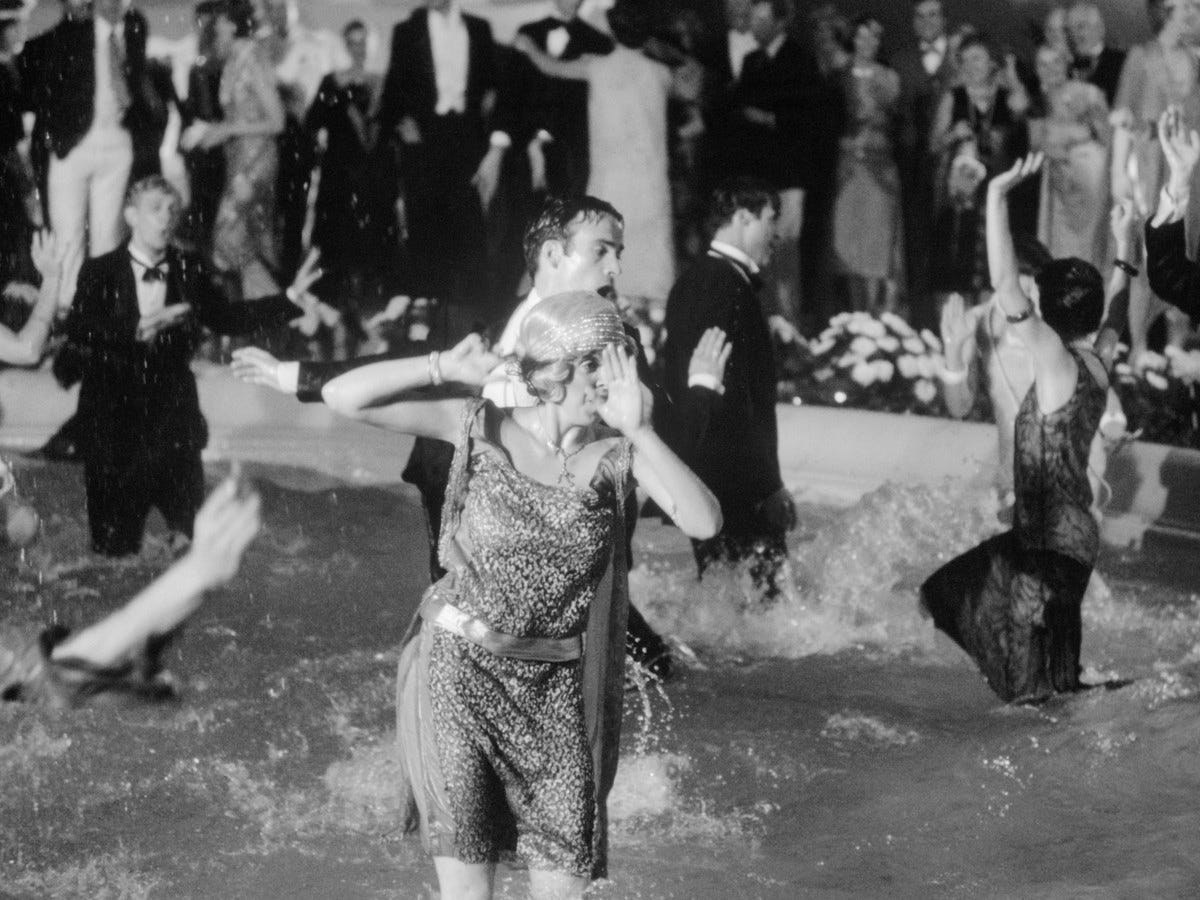 The Sublime Cluelessness of Throwing Lavish 'Great Gatsby' Parties - The  Atlantic
