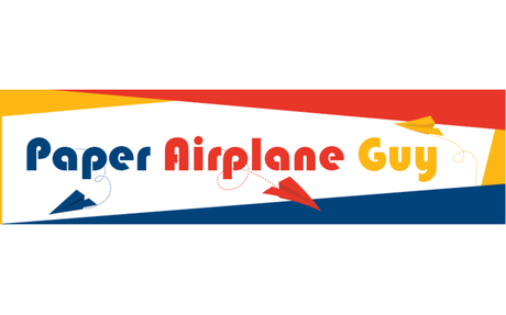 Paper Airplane Guy