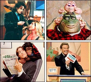 Some of the once-obscure TV shows that a majority of today's Americans can easily identify.