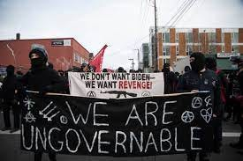 What are we marching for?' Protesters and observers wonder alike in  Portland - oregonlive.com