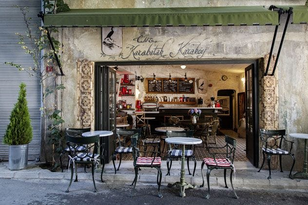 Karabatak Cafe in Istanbul my favourite place ever (avec images ...