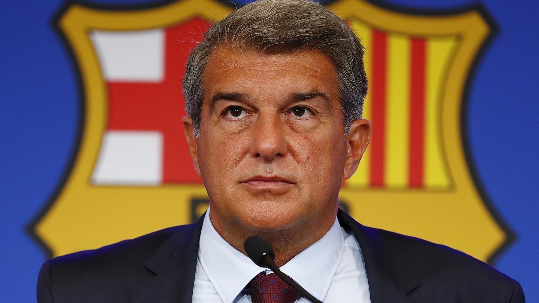 €1.35 billion': Barcelona President reveals extent of Spanish club's rising  debt | Euronews