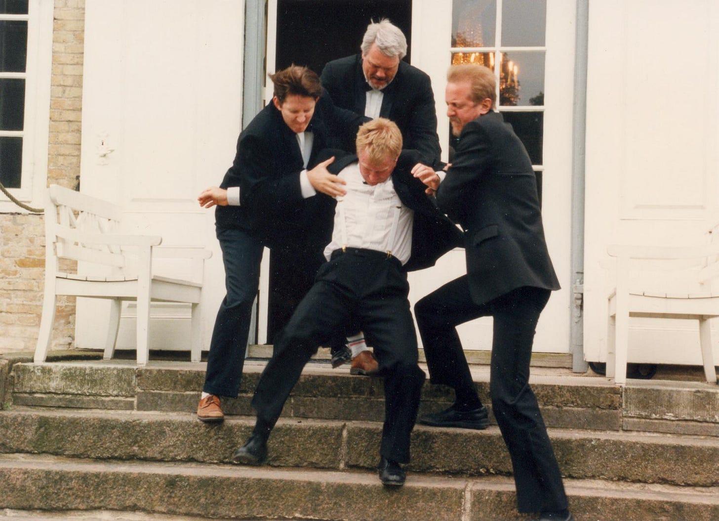 Festen (The Celebration) (1998) - Filmaffinity