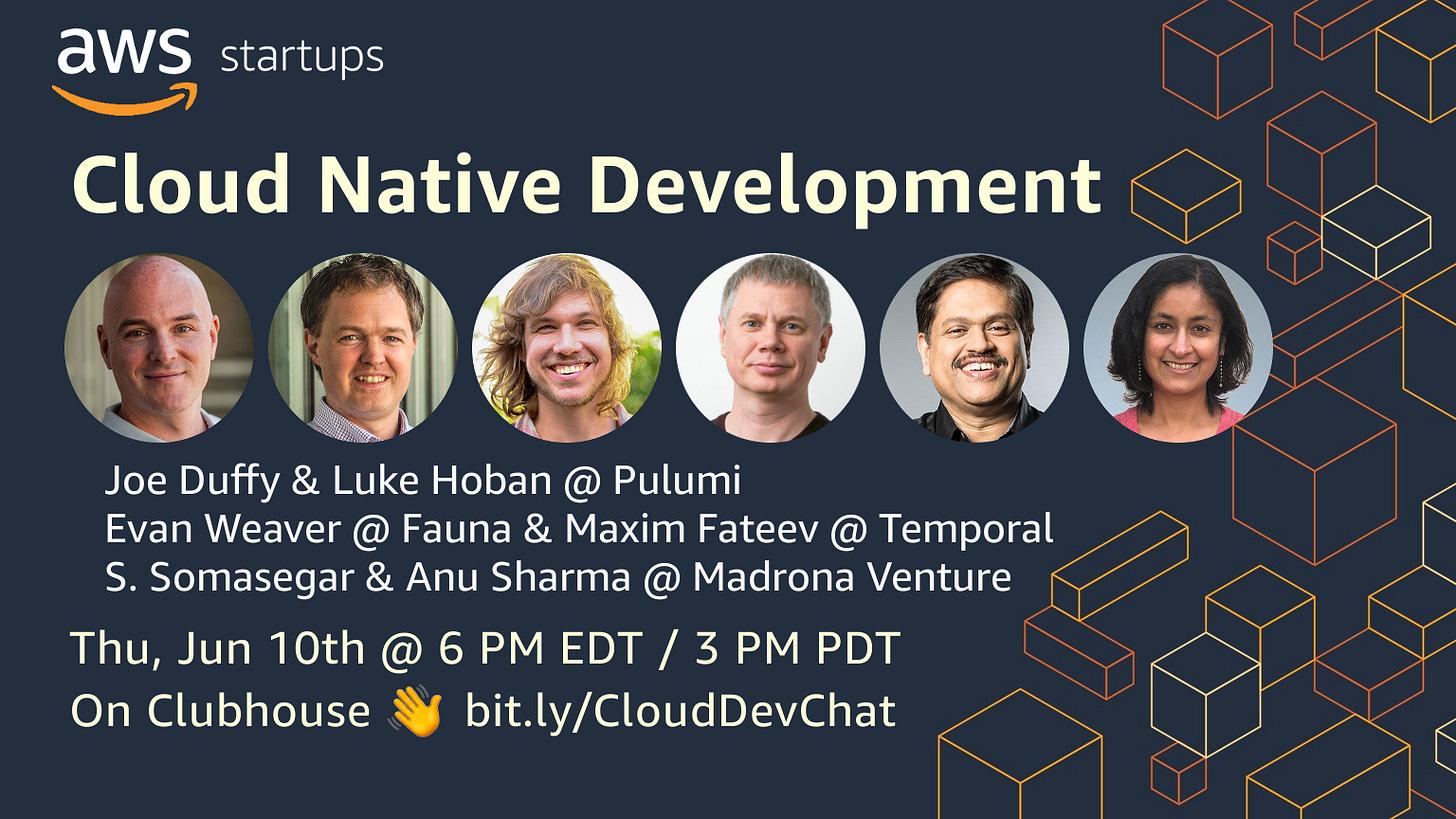 Cloud Native Development Stacks