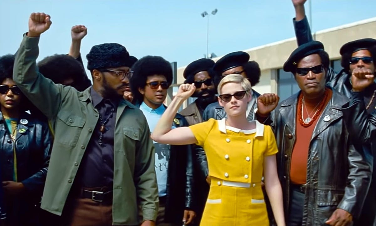 How Hollywood feted the black power movement – and fell foul of the FBI |  Movies | The Guardian