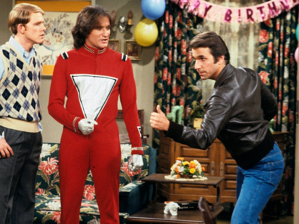 When did Happy Days jump the shark? The answer may surprise you ... |  Television | The Guardian