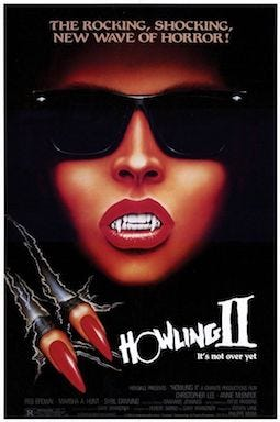 Howling II: Your Sister Is a Werewolf - Wikipedia