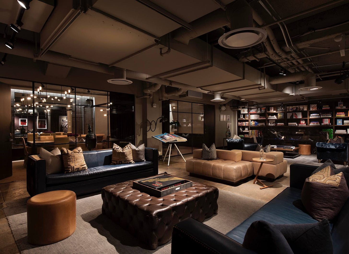 NeueHouse Madison Square | Private Workspace & Cultural Home | NYC