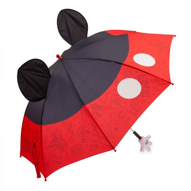 Mickey Mouse Umbrella   shopDisney