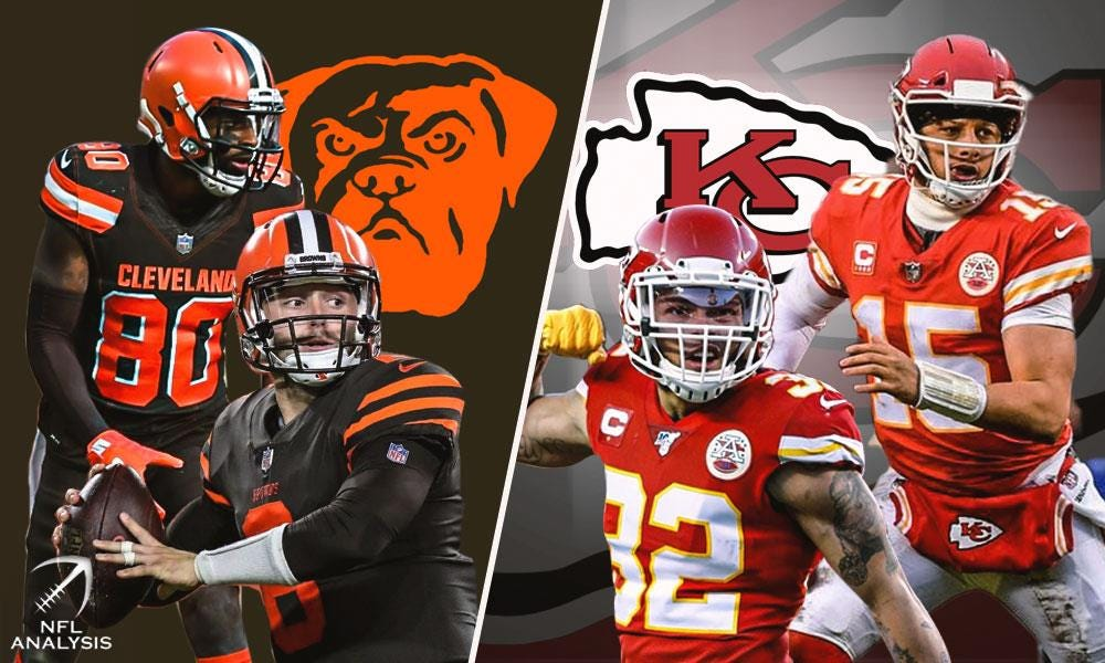 4 factors that could decide Browns vs Chiefs AFC Divisional Round Game