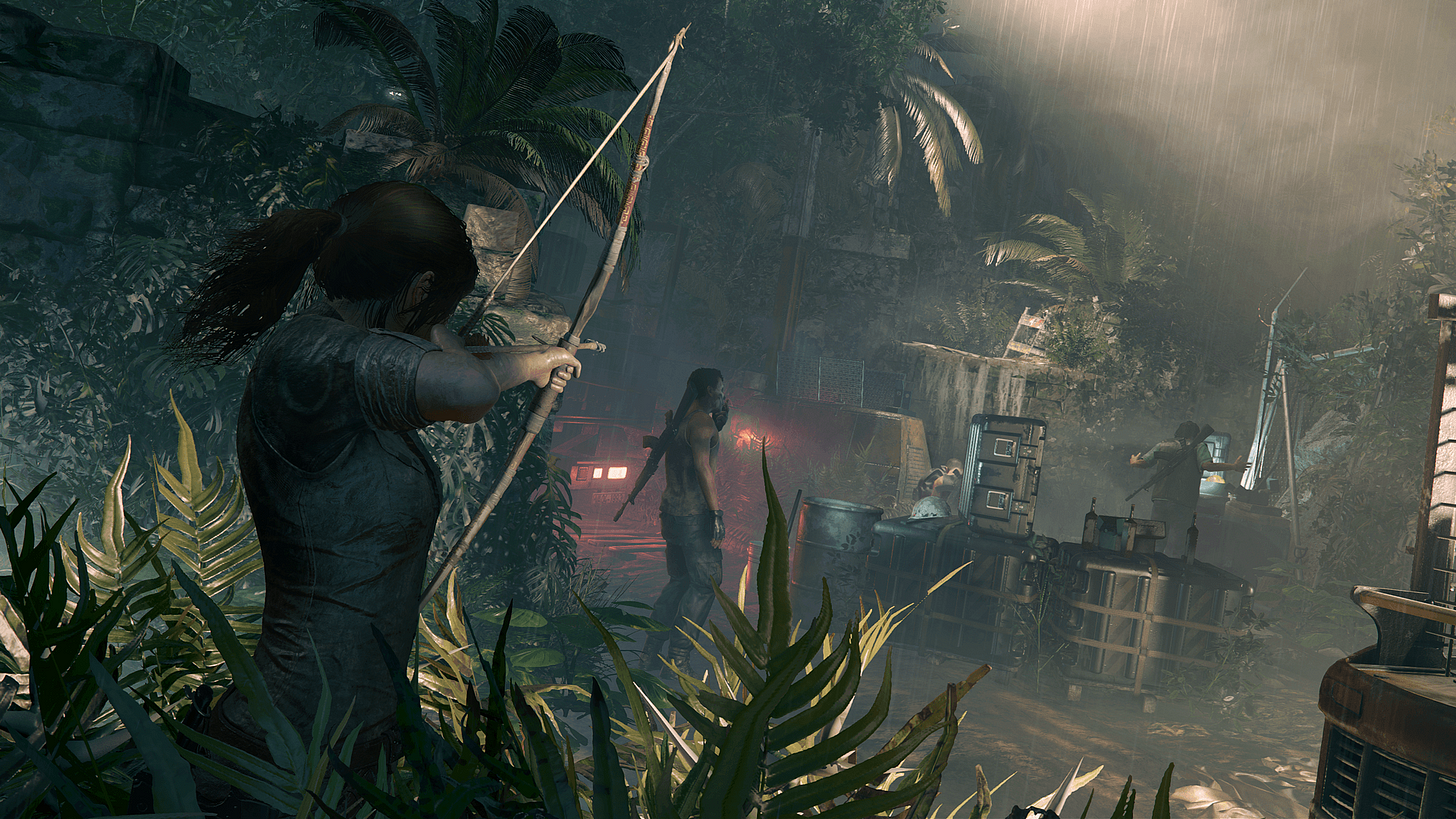 Shadow of the Tomb Raider | PS4 Games | PlayStation