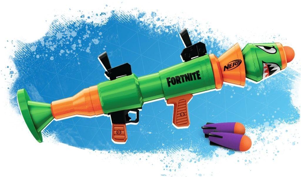 Hasbro's Fortnite NERF gun