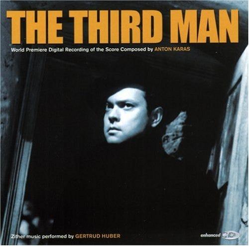 Anton Karas, Gertrud Huber - The Third Man - Amazon.com Music