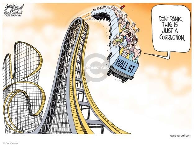 The Volatility Comics And Cartoons   The Cartoonist Group