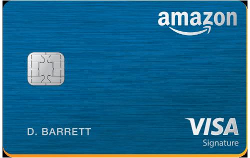 Amazon Visa Card