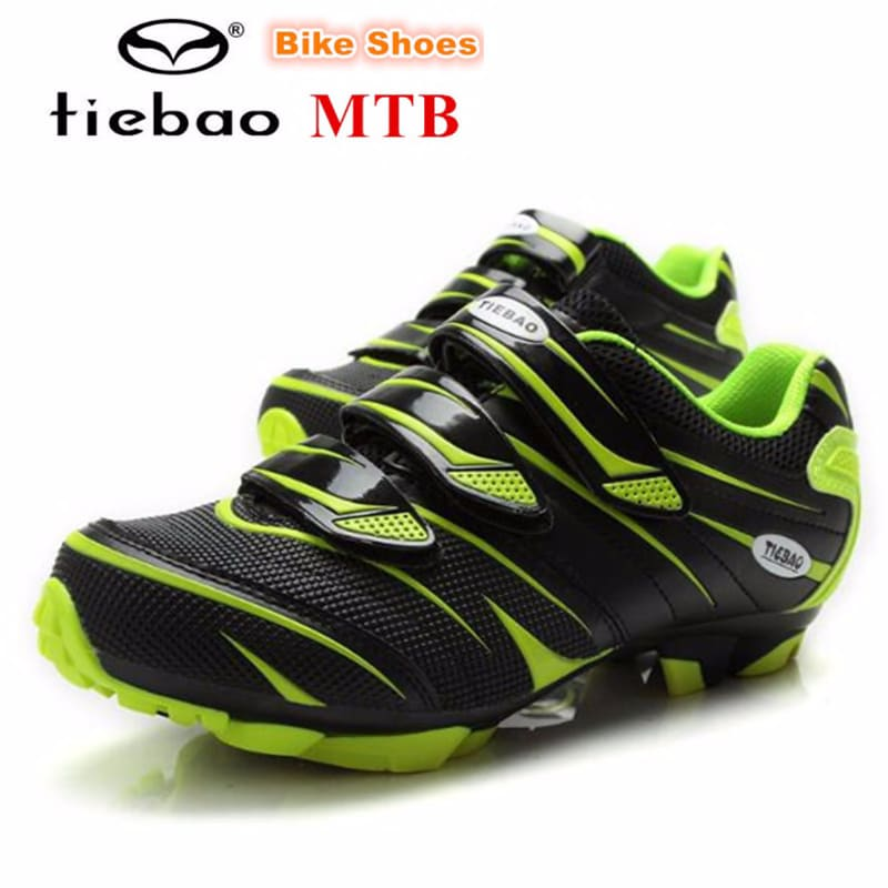 TIEBAO Cycling Shoes sapatilha ciclismo mtb zapatillas deportivas mujer Men Bicycle Bike Shoes Athletic outdoor shoes equitation