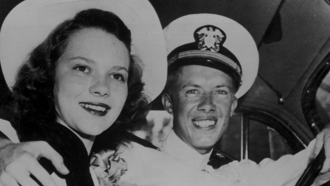 Jimmy Carter Rosalynn Carter anniversary party today | 11alive.com