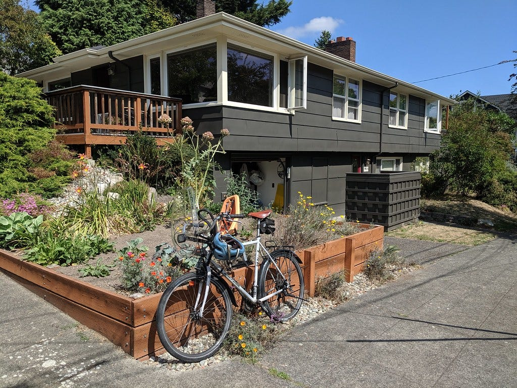 """""""Seattle Triplex"""" by Sightline Institute is licensed under CC BY 2.0"""