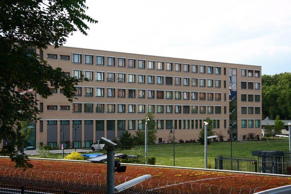 Bundesamt für Verfassungsschutz headquarters in Berlin