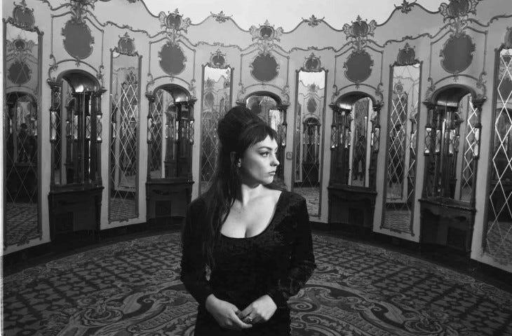 Angel Olsen anuncia concierto en streaming - El Enano Rabioso Magazine
