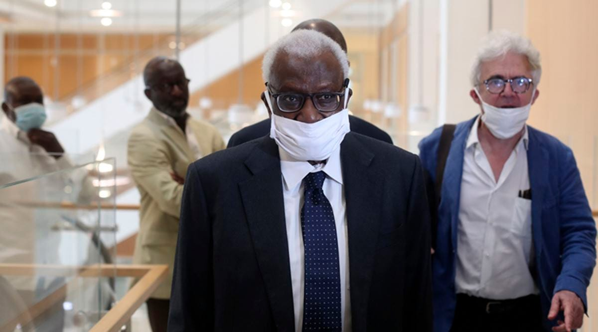 Former IAAF head Lamine Diack sentenced to 2 years in prison | Sports  News,The Indian Express