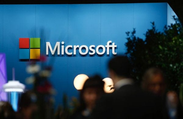 Microsoft Is Said to Be in Talks to Buy Startup Softomotive - Bloomberg